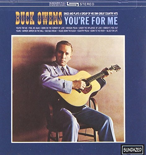 Buck Owens You're For Me