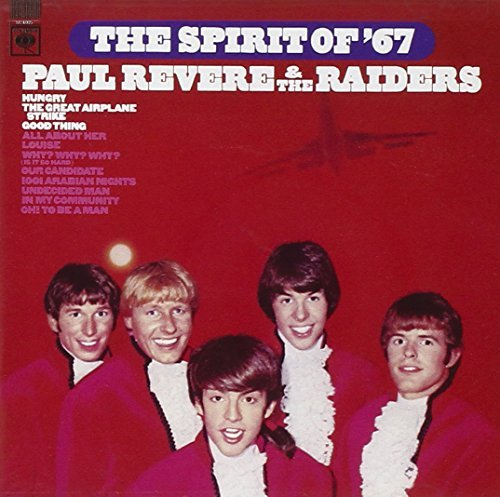 Paul & The Raiders Revere Spirit Of '67