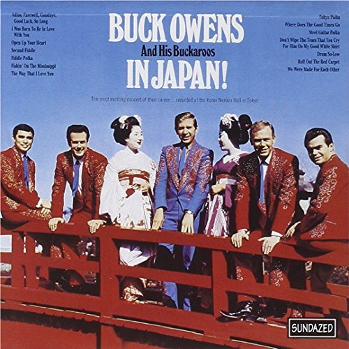 Buck & His Buckaroos Owens In Japan