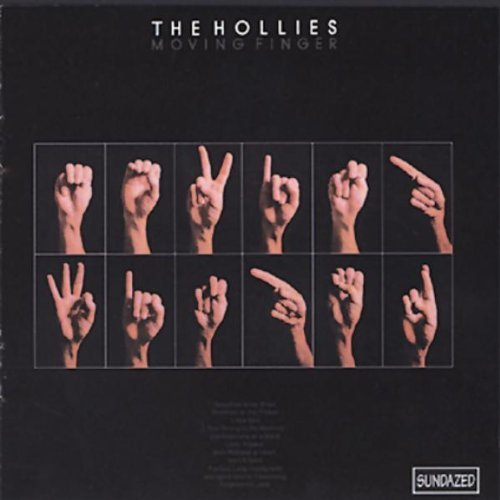 Hollies Moving Finger