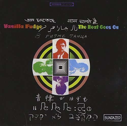 Vanilla Fudge Beat Goes On