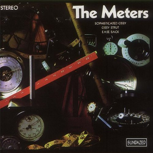 Meters Meters Incl. Bonus Tracks