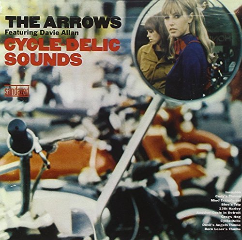 Davie & The Arrows Allan Cycle Delic Sounds
