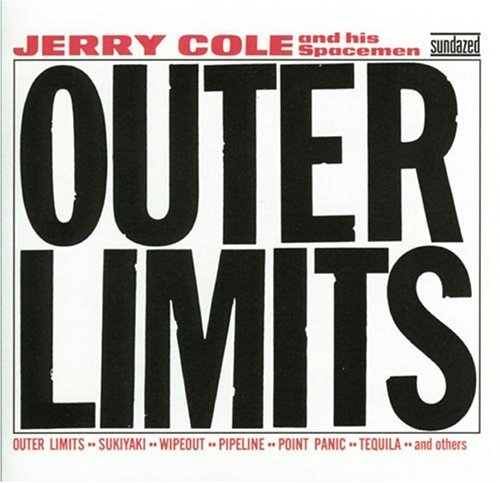 Jerry Cole Outer Limits