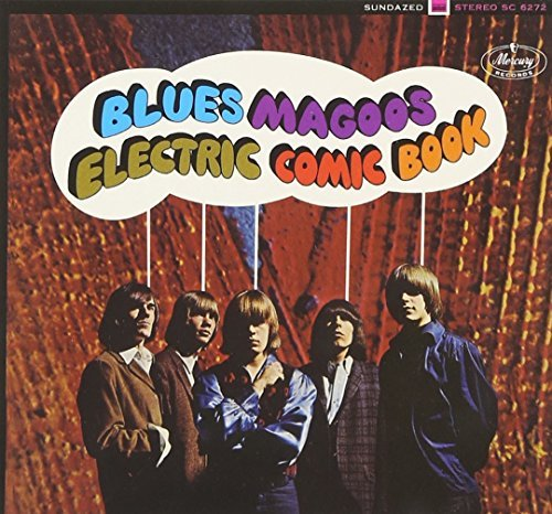 Blues Magoos Electric Comic Book