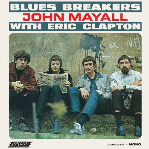 John Mayall Blues Breakers W Eric Clapton
