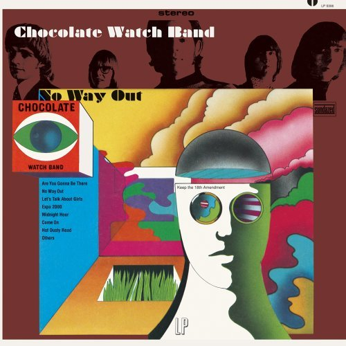 Chocolate Watch Band No Way Out