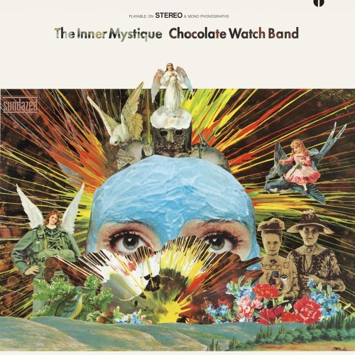 Chocolate Watch Band Inner Mystique
