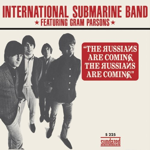 International Submarine Band Russians Are Coming Truck Driv 7 Inch Single