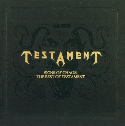 Testament Signs Of Chaos Best Of Testame