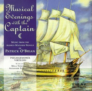 Musical Evenings With The Capt Music From Aubrey Maturin Nove Tenenbaum*m.& A. Lawson Kapp Phil Virtuosi