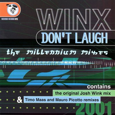 Winx Don't Laugh Future Mix