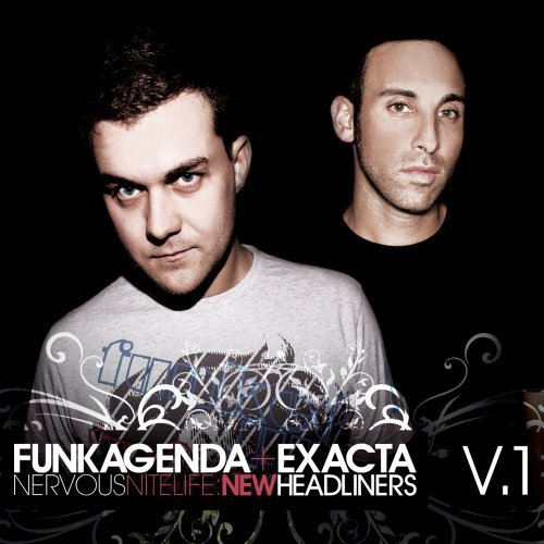 Funkagenda & Exacta Vol. 1 Nervous Nitelife New H 2 CD Set
