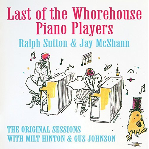 Sutton Mcshann Last Of The Whorehouse Piano P