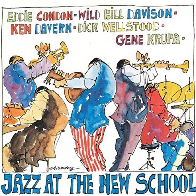Condon Davern Krupa Jazz At The New School