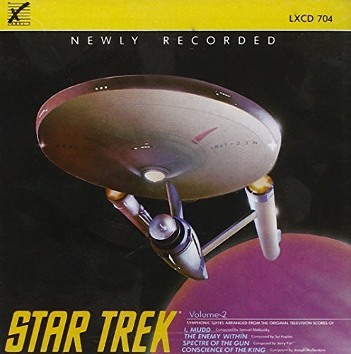 Star Trek Vol. 2 Symphonic Suites