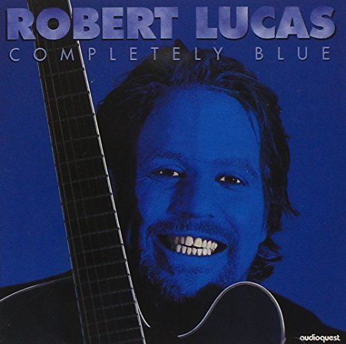 Robert Lucas Completely Blue