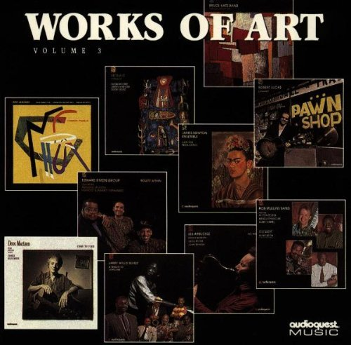 Works Of Art Vol. 3 Works Of Art Newton Mokave Lucas Katz Akagi Works Of Art