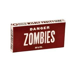 Gum Danger!zombies