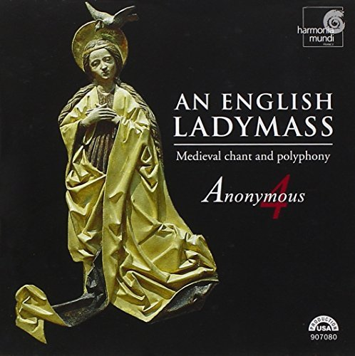 Anonymous 4 English Ladymass Anonymous 4