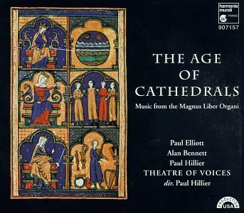 Theatre Of Voices Age Of Cathedrals Elliott Bennett Hillier Hillier Theatre Of Voices