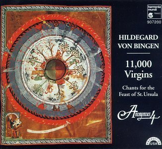 Hildegard Of Bingen 11000 Virgins Anonymous 4