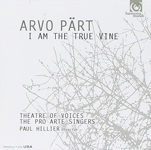 A. Part I Am The True Vine Berlin Mass Hiller Theatre Of Voices