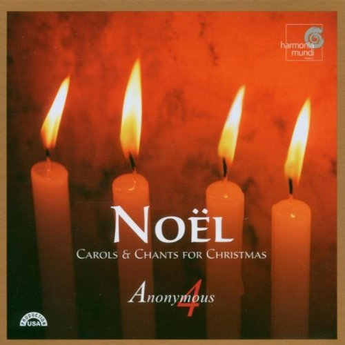 Anonymous 4 Noel Christmas Collection Anonymous 4