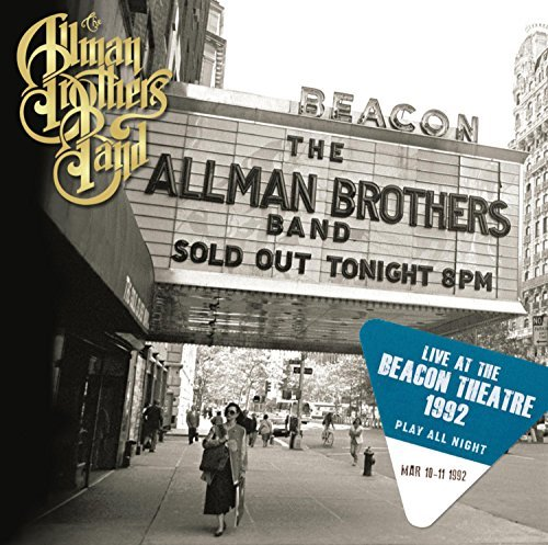 Allman Brothers Band Play All Night Live At The Beacon Theater 1992