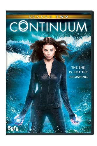 Continuum Season 2 DVD Nr 3 DVD