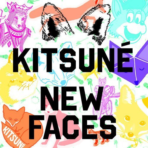 Various Artist Kitsune New Faces Kitsune New Faces