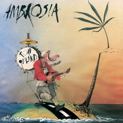 Ambrosia Road Island Incl. Booklet