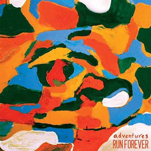 Adventures Run Forever Split Import Gbr 7 Inch Vinyl