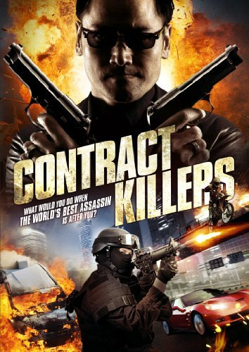 Contract Killers Trevena Brown James DVD Nr