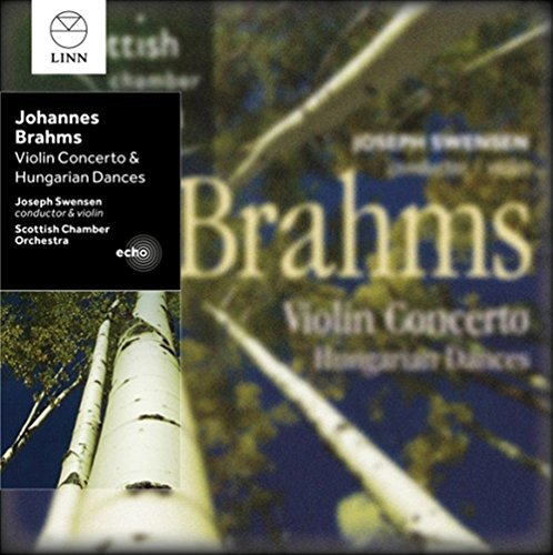 Brahms Scottish Chamber Orch Violin Concerto & Hungarian Da Scottish Chamber Orchestra Swe
