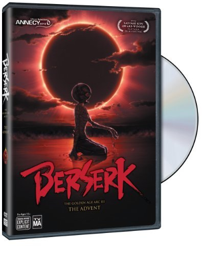 Berserk The Golden Age Arc Iii Berserk The Golden Age Arc Iii DVD M