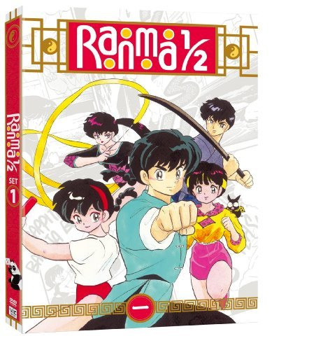 Ranma 1 2 Set 1 DVD Nr