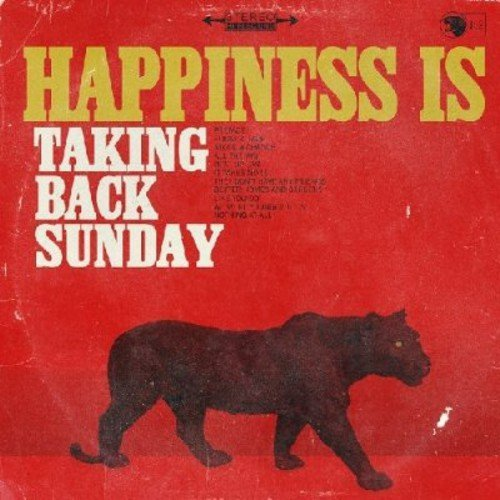 Taking Back Sunday Happiness Is