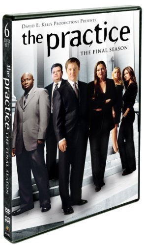 Practice Season 8 Final Season DVD Nr Ws