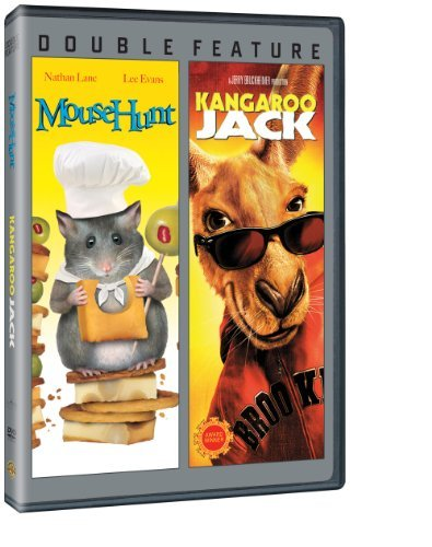 Mousehunt Kangaroo Jack Double Feature DVD Nr