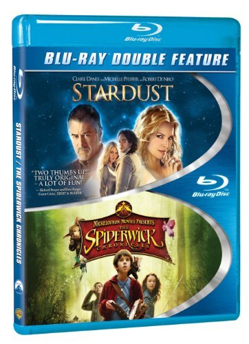 Stardust Spiderwick Chronicles Double Feature Blu Ray Nr