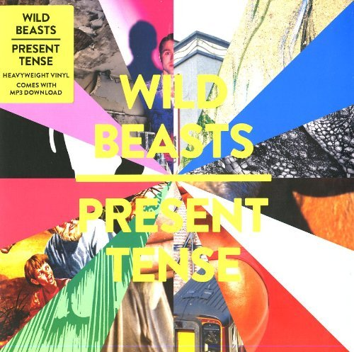 Wild Beasts Present Tense Incl. Digital Download