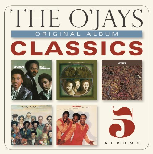 O'jays Original Album Classics 5 CD