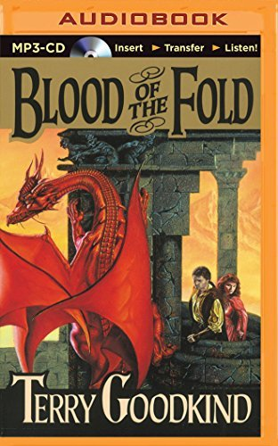 Terry Goodkind Blood Of The Fold Mp3 CD