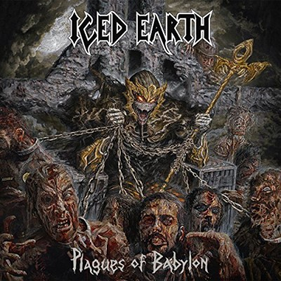 Iced Earth Plagues Of Babylon