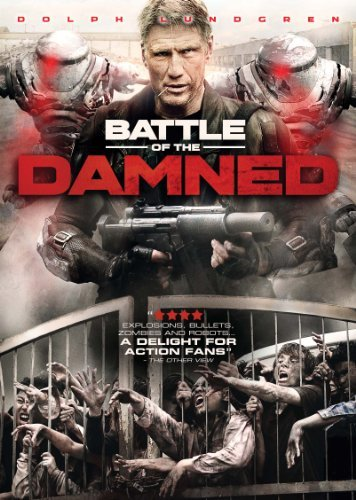 Battle Of The Damned Lundgren Zanetti DVD R Ws