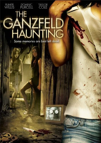 Ganzfeld Haunting Cole Willis Zane Purcell Nr