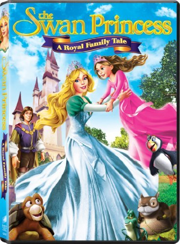 Swan Princess A Royal Family Tale Swan Princess A Royal Family Tale DVD Uv Nr Ws