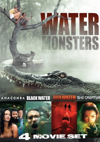 Water Monsters 4 Movie Set Water Monsters 4 Movie Set R