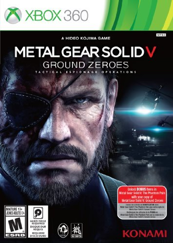 Xbox 360 Metal Gear Solid V Ground Konami Digital Entertainment I M